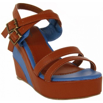 Schuhe Damen Sandalen / Sandaletten Top Way B040860-B7200 Marrón
