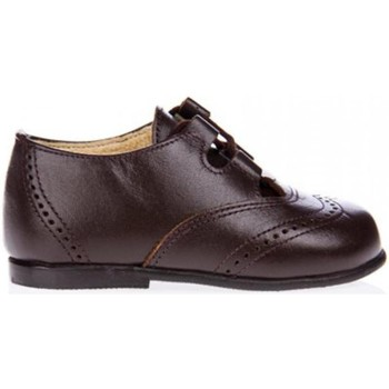 Schuhe Kinder Richelieu Garatti PR0044 Marr?n
