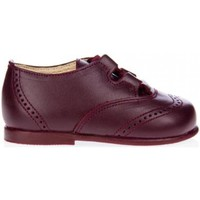 Schuhe Kinder Richelieu Garatti PR0044 Rojo
