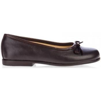 Schuhe Mädchen Ballerinas Garatti AN0069 Marrón