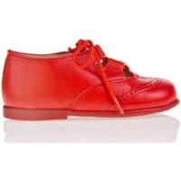 Schuhe Kinder Richelieu Garatti PR0046 Rojo
