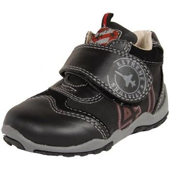Schuhe Jungen Sneaker Low Active Kids 161730-B1150 Negro