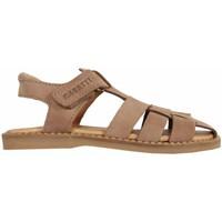 Schuhe Jungen Sandalen / Sandaletten Garatti PR0056 Beige