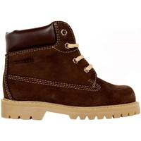 Schuhe Kinder Boots Garatti AN0075 Marrón