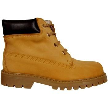 Schuhe Kinder Boots Garatti AN0075 Amarillo