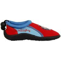 Schuhe Mädchen Slip on Disney 2301-771 Rojo