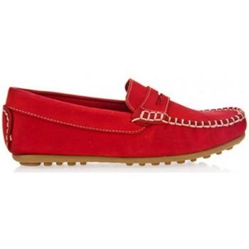 Schuhe Jungen Slipper Garatti AN0074 Rojo