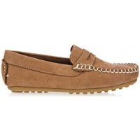 Schuhe Jungen Slipper Garatti AN0074 Beige