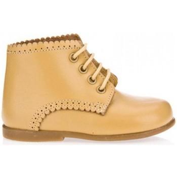 Schuhe Mädchen Boots Garatti PR0053 Beige