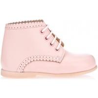 Schuhe Mädchen Boots Garatti PR0053 Rosa