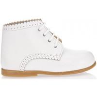 Schuhe Mädchen Boots Garatti PR0053 Blanco