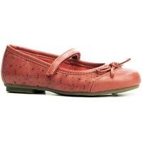 Schuhe Mädchen Ballerinas Flower Girl 144750-B4600 Rojo
