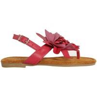 Schuhe Mädchen Sandalen / Sandaletten Urban UB105503 Rosa