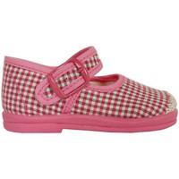 Schuhe Mädchen Ballerinas Cotton Club CC0003 Rosa