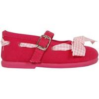 Schuhe Mädchen Ballerinas Cotton Club CC0005 Rojo