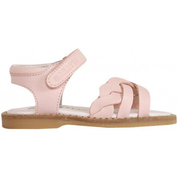 Schuhe Mädchen Sandalen / Sandaletten Garatti PR0057 Rosa
