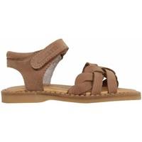 Schuhe Mädchen Sandalen / Sandaletten Garatti PR0057 Beige