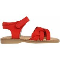 Schuhe Mädchen Sandalen / Sandaletten Garatti PR0057 Rojo