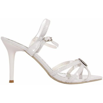 Schuhe Damen Sandalen / Sandaletten Top Way B028641-B7200 Blanco