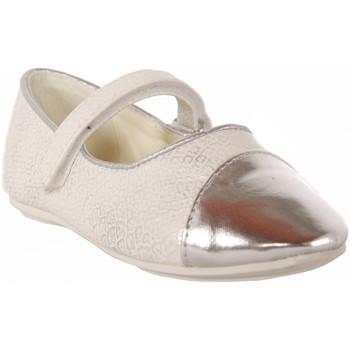 Schuhe Mädchen Ballerinas Flower Girl 850871-B2040 Blanco