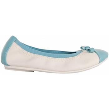 Schuhe Mädchen Ballerinas Flower Girl 851630-B4020 Blanco