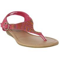 Schuhe Mädchen Sandalen / Sandaletten Happy Bee B115782-B4600 Rosa