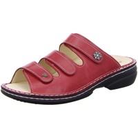 Schuhe Damen Pantoletten / Clogs Finn Comfort Pantoletten Menorca-S 82564 272147 rot