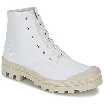 Schuhe Herren Sneaker High Casual Attitude MADIMA Weiss
