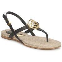 Schuhe Damen Sandalen / Sandaletten Etro 3426 Schwarz