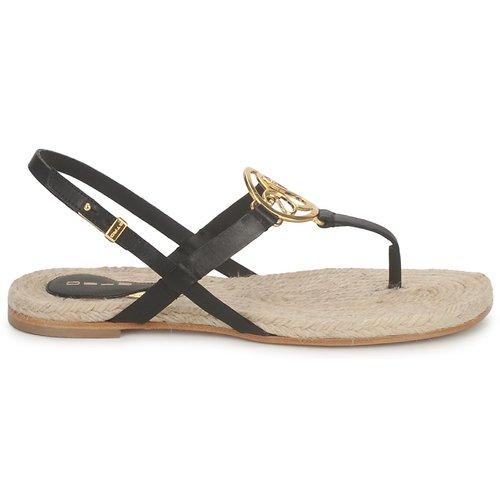 Etro 3426 Schwarz Schuhe Sandalen / Sandaletten Damen 197,50
