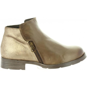 Schuhe Damen Low Boots Cumbia 31069 Marrón