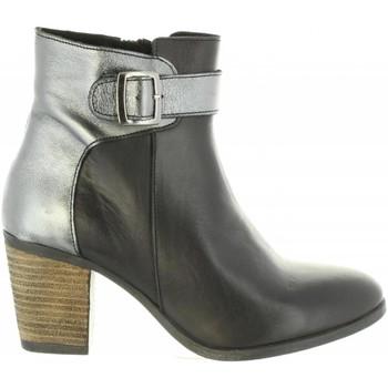 Schuhe Damen Klassische Stiefel Cumbia 31058 Negro