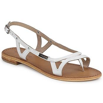 Schuhe Damen Sandalen / Sandaletten Les Tropéziennes par M Belarbi ISATIS Weiss