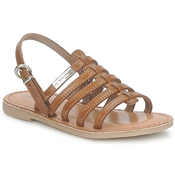 Schuhe Mädchen Sandalen / Sandaletten Les Tropéziennes par M Belarbi MANGUE Braun