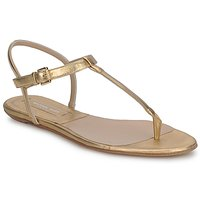 Schuhe Damen Sandalen / Sandaletten Michael Kors MK18017 Gold