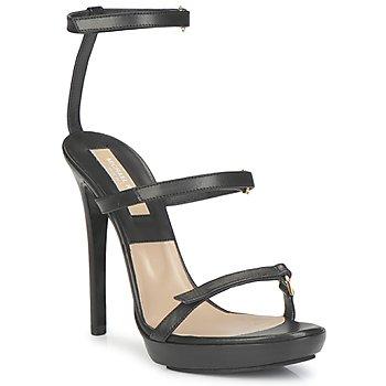 Schuhe Damen Sandalen / Sandaletten Michael Kors MK18031 Schwarz