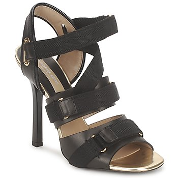Schuhe Damen Sandalen / Sandaletten Michael Kors MK118113 Schwarz