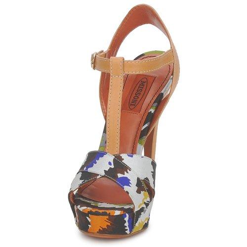 Missoni TM69 Multifarben  Schuhe 349,30 Sandalen / Sandaletten Damen 349,30 Schuhe 142eae