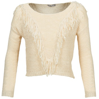 Kleidung Damen Pullover Betty London CAZE Beige