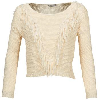 Kleidung Damen Pullover Betty London CAZE Beige