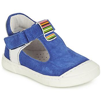 Schuhe Mädchen Ballerinas André BELUGA Blau