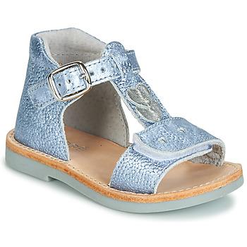 Schuhe Jungen Sandalen / Sandaletten André POESIE Blau