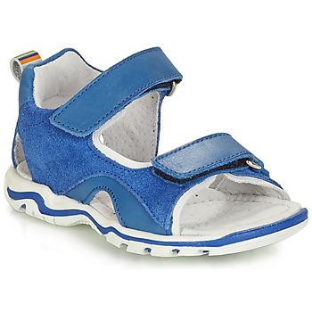 Schuhe Jungen Sandalen / Sandaletten André PLANCTON Blau