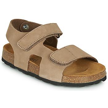 Schuhe Jungen Sandalen / Sandaletten André PEPIN Beige