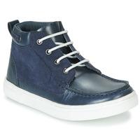 Schuhe Jungen Boots André PIRATE Marine