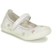 Schuhe Mädchen Ballerinas André STELLA Weiss