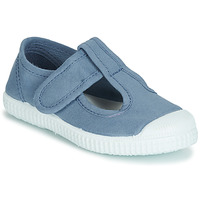 Schuhe Mädchen Sandalen / Sandaletten André NAVIRE Blau