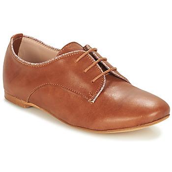Schuhe Jungen Derby-Schuhe André COMPLICITE Camel