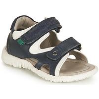 Schuhe Jungen Sandalen / Sandaletten André HAMAC Marine