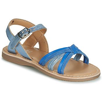 Schuhe Jungen Sandalen / Sandaletten André AZUR Blau